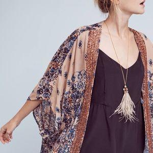 Beautiful Stories Astor Beaded Kimono
